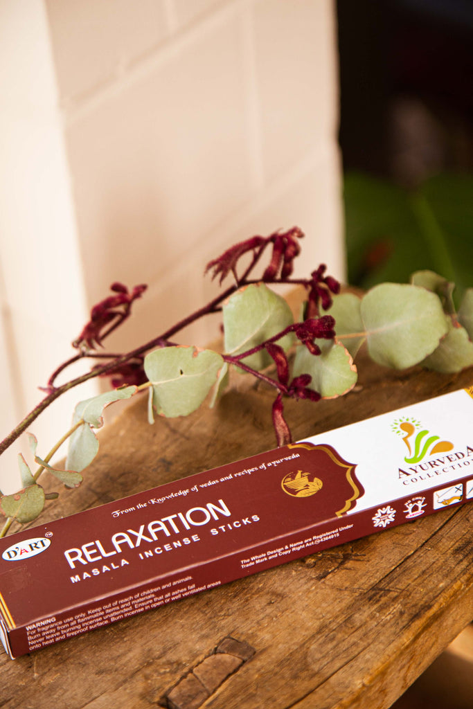 Ayurveda Incense Relaxation