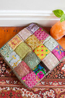 Boho Square Floor Cushion