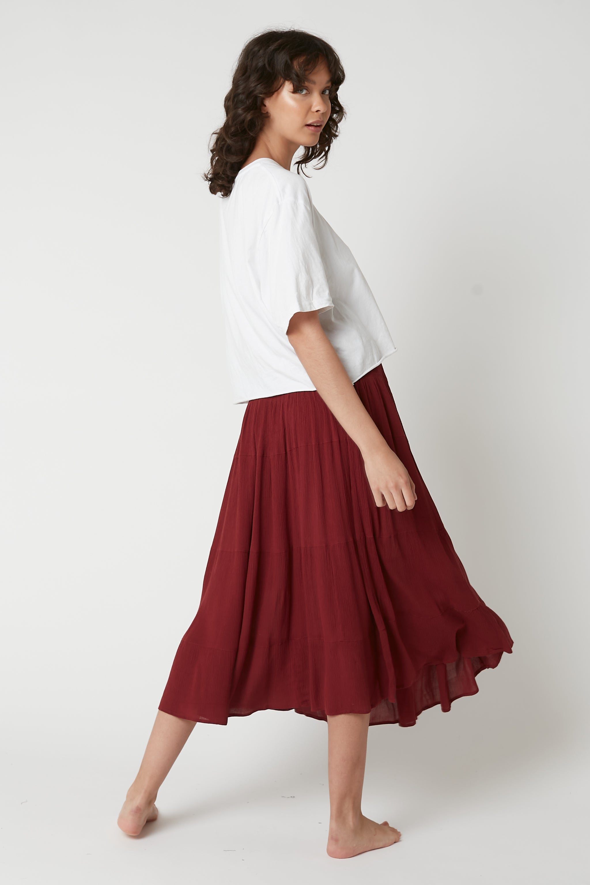 Dusty Skirt