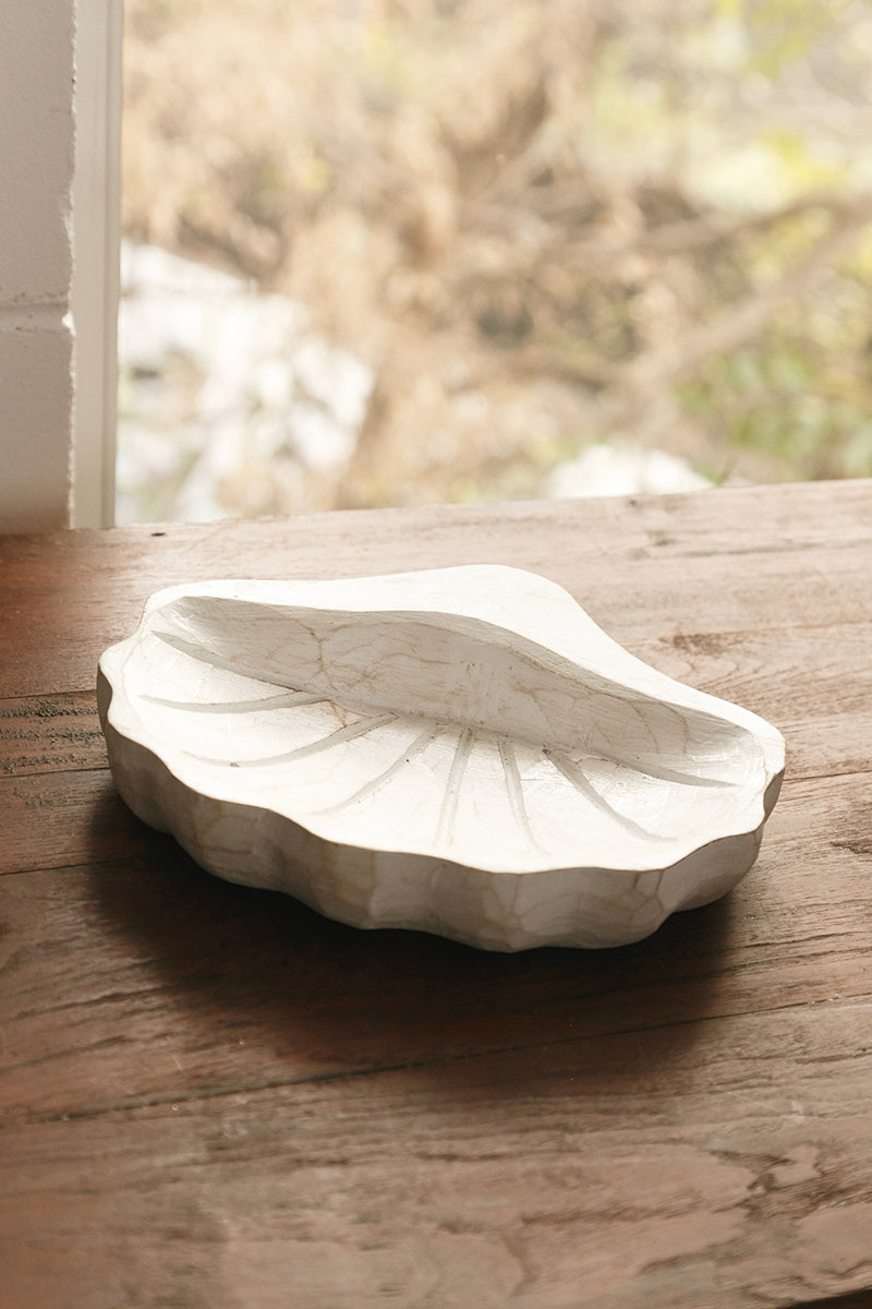 Clam Trinket Dish