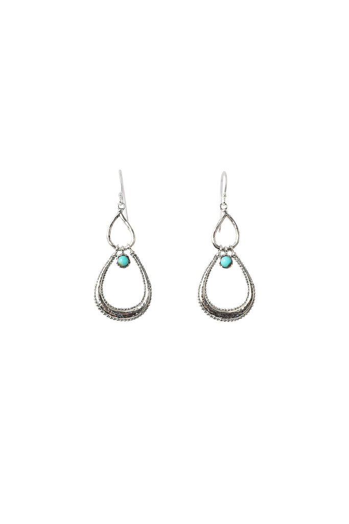 Gale Turquoise Earrings