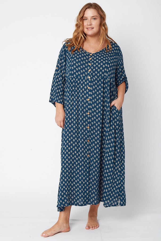 Molly Dress (Free Size)