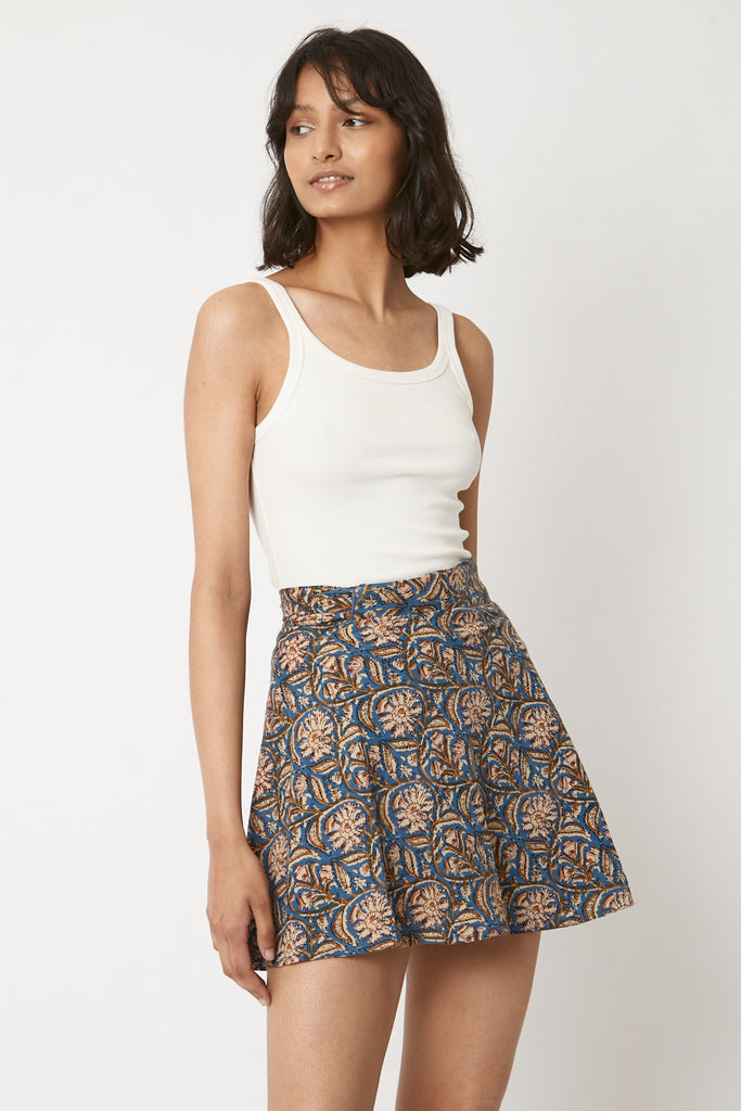 Blue Pony Skirt