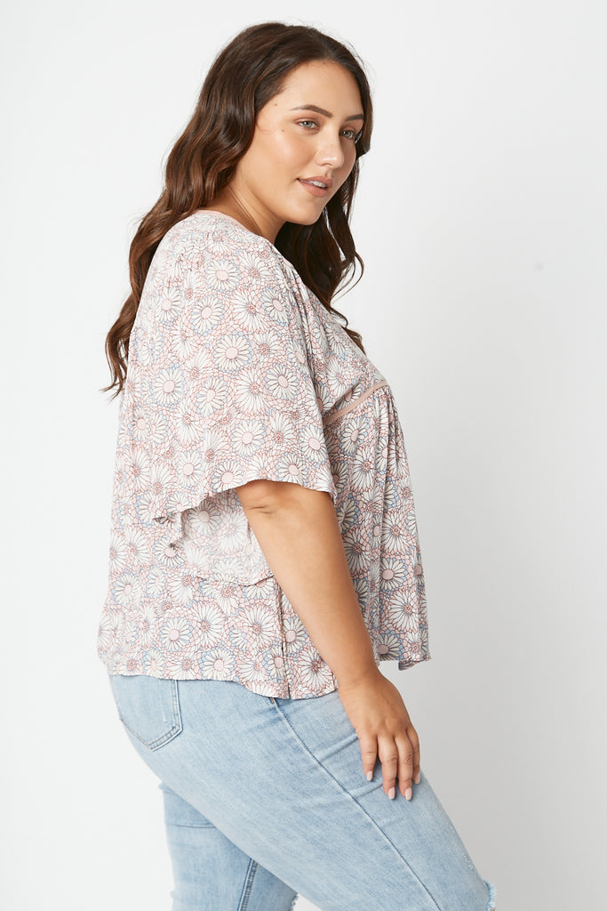 Nissa Top (Free Size)