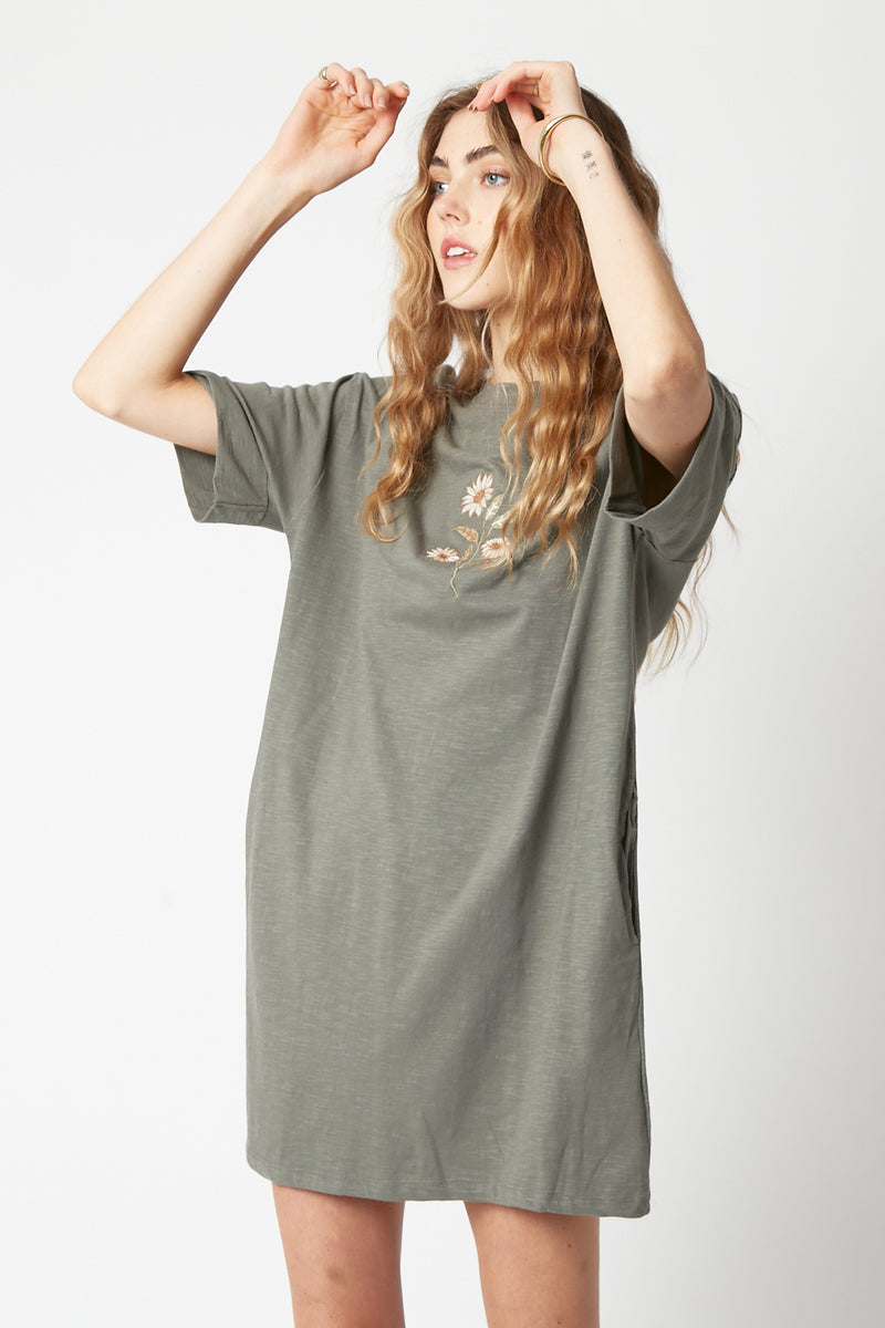Daisy Tee Dress