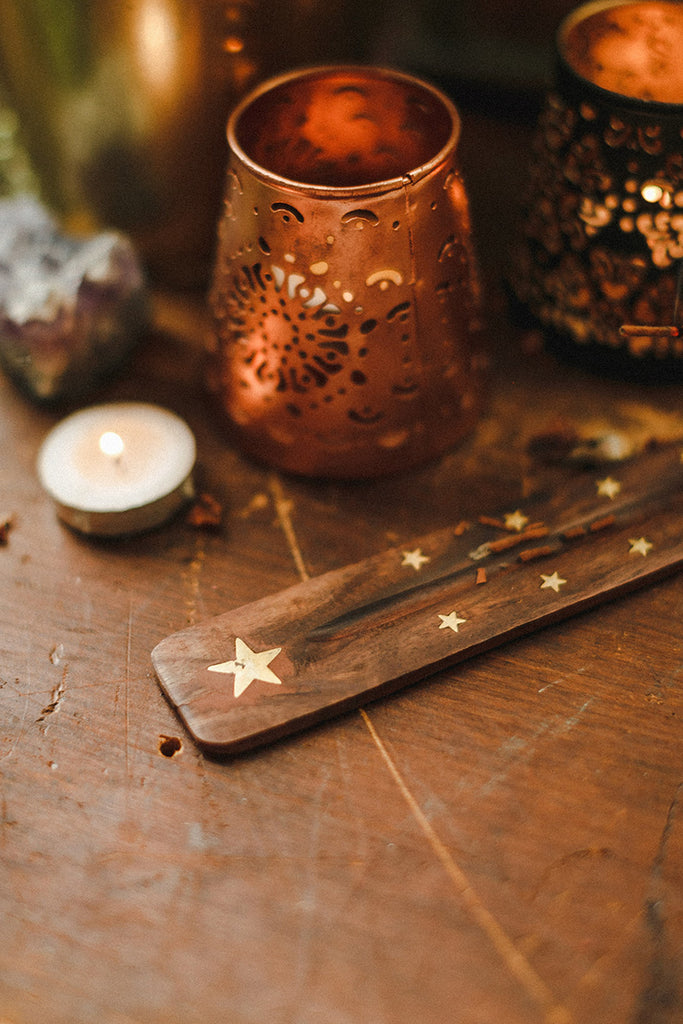 Shine Your Light Incense Holder