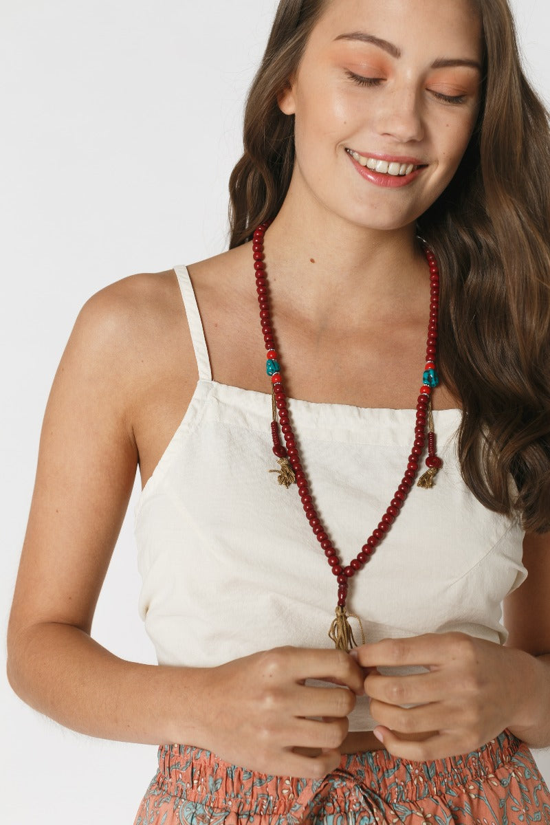 Mala Tribal Necklace