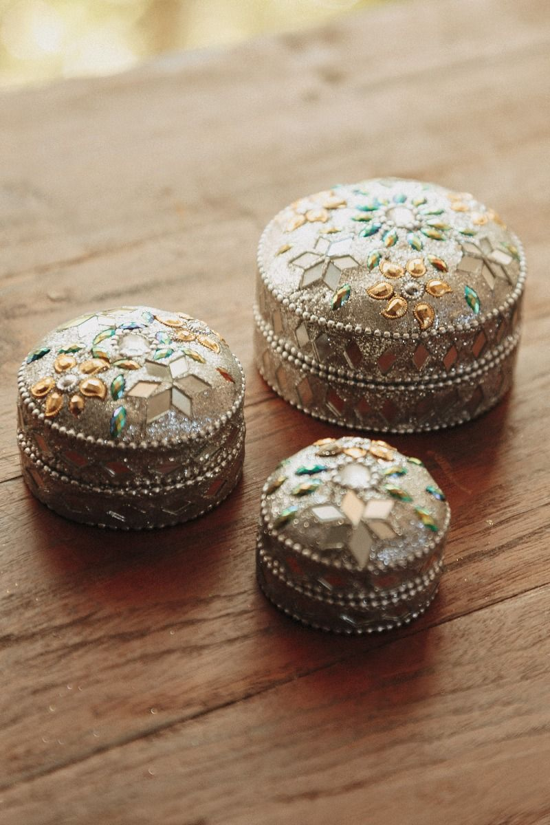 Set of 3 Pill Boxes