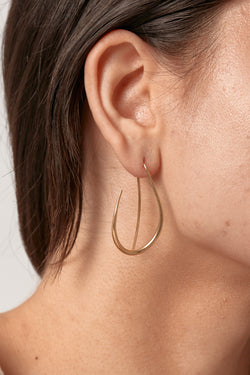 Gold Fae Earrings