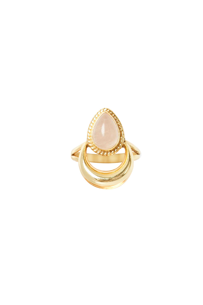 Gold Lalin Ring