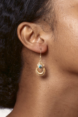 Gold Edi Earrings
