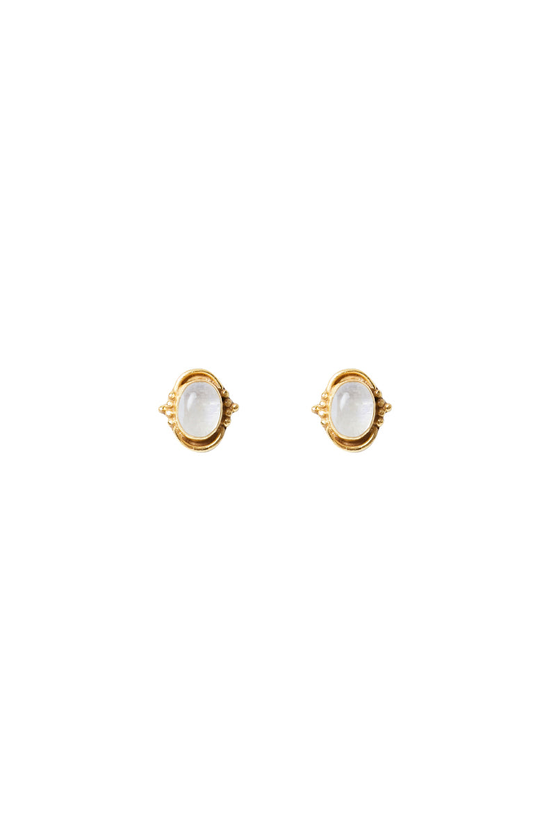 Gold Omar Earrings