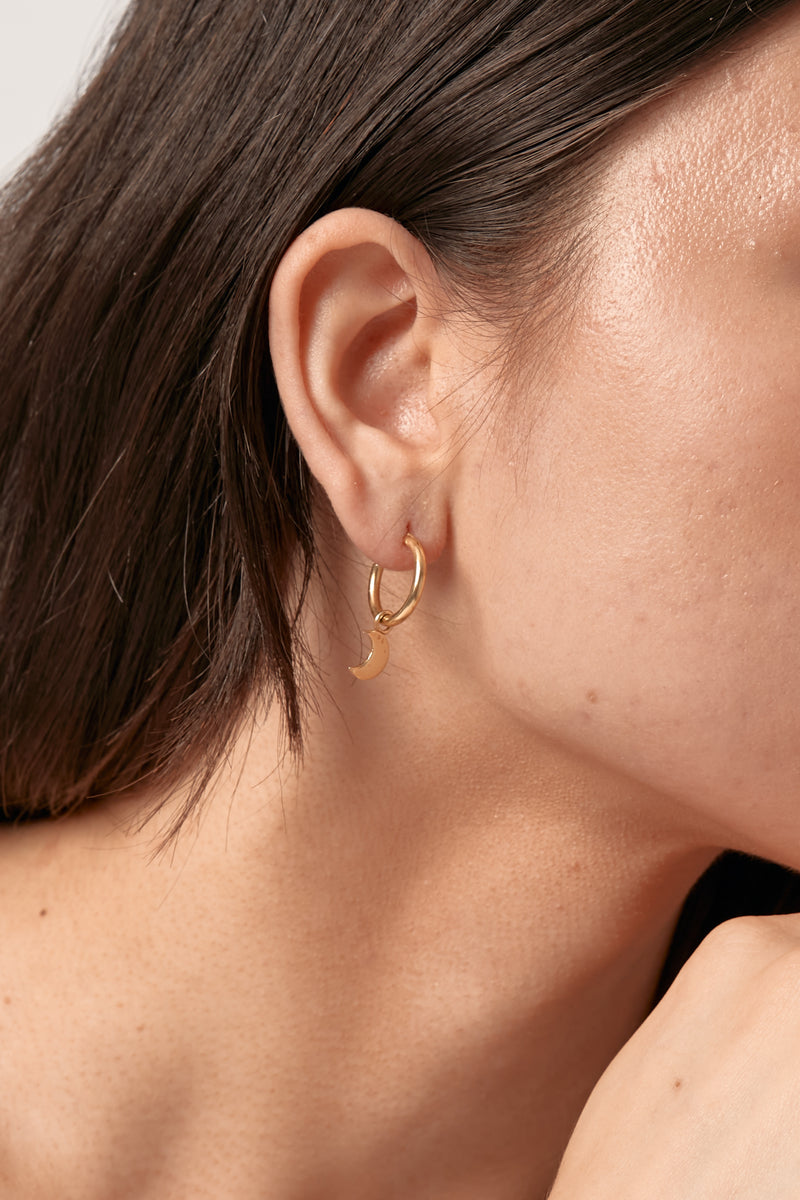 Gold Koray Earrings