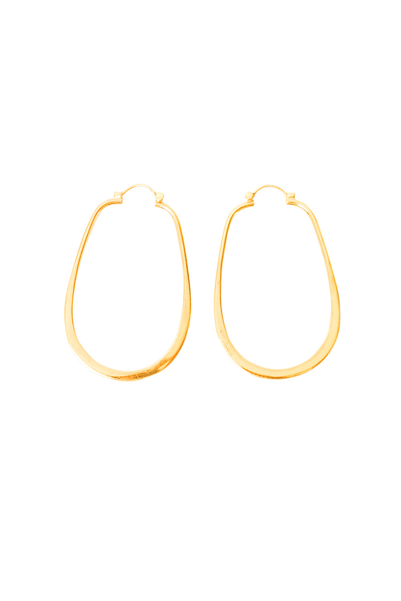 Gold Ketura Earrings