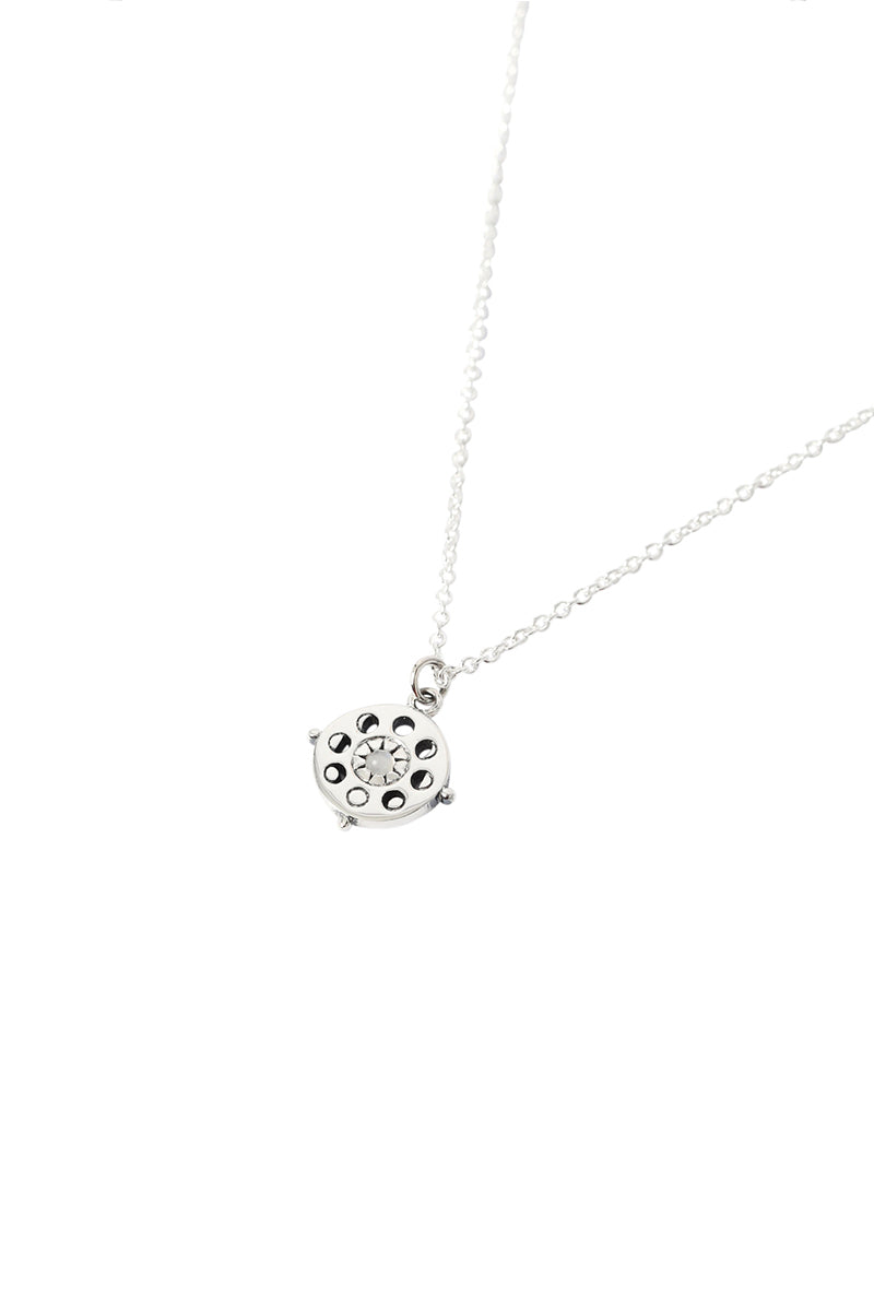 Kuu Moon Phase Necklace