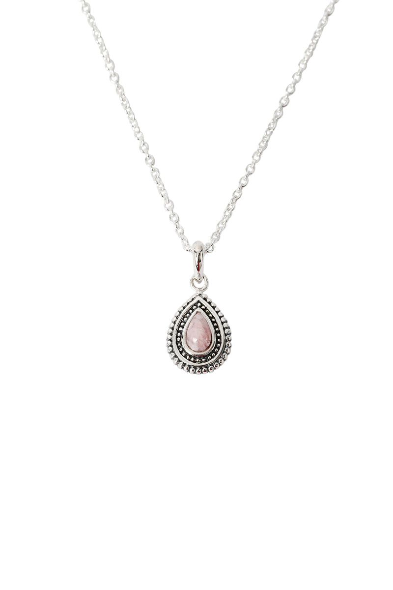 Iza Teardrop Necklace