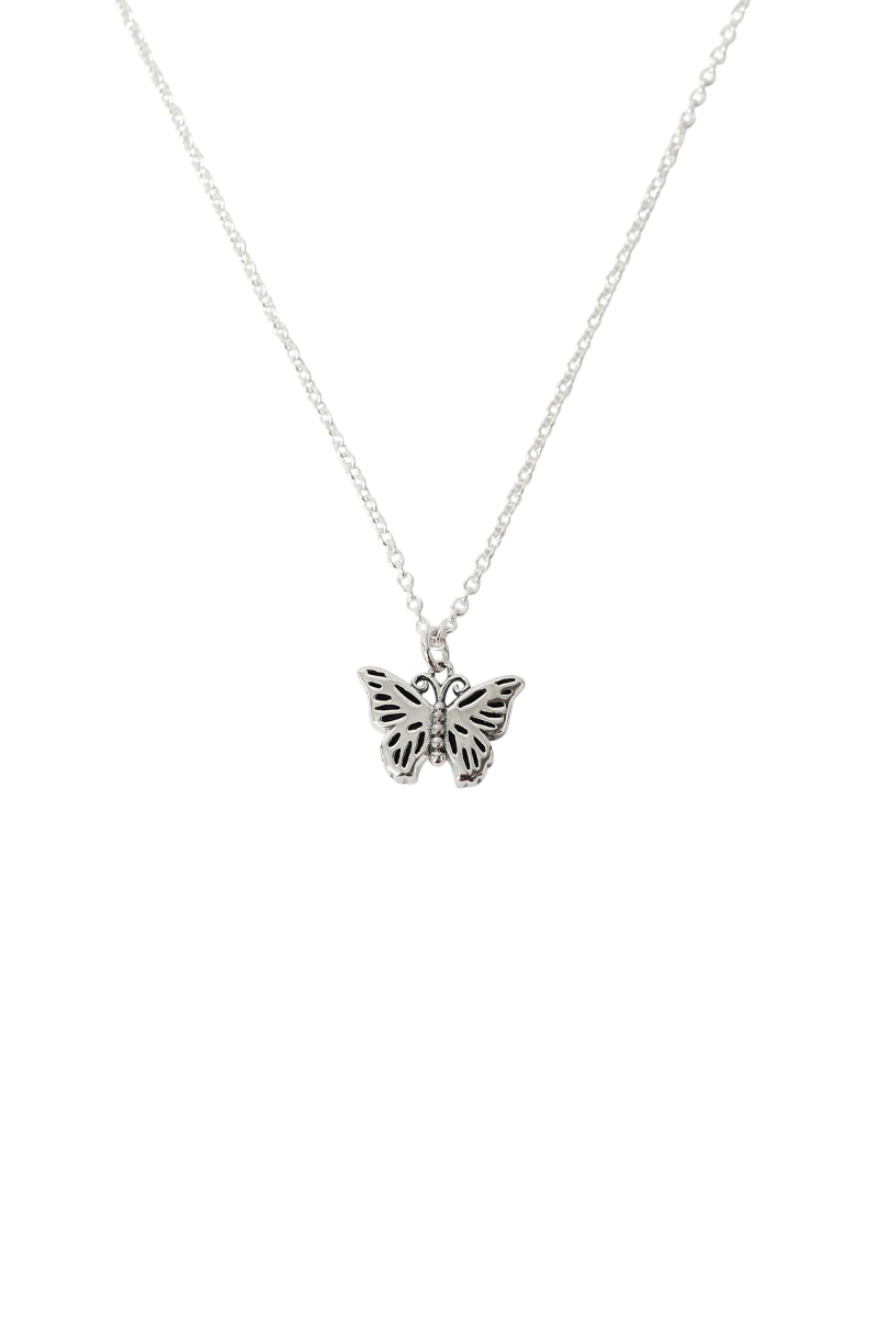 Hal Butterfly Necklace