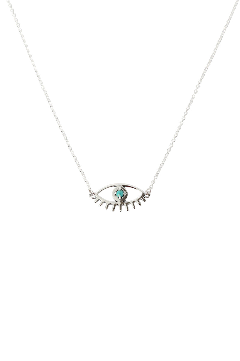 Mina Eye Necklace