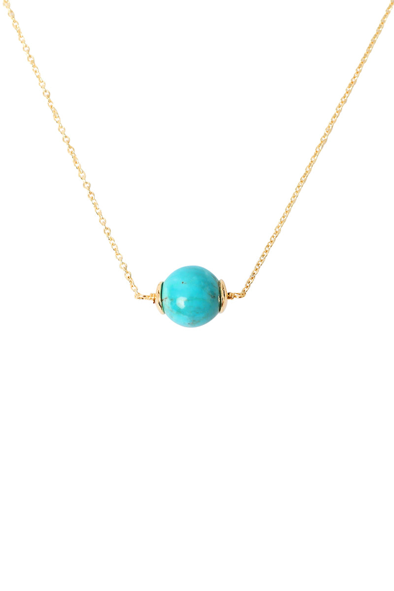 Gold Bala Necklace