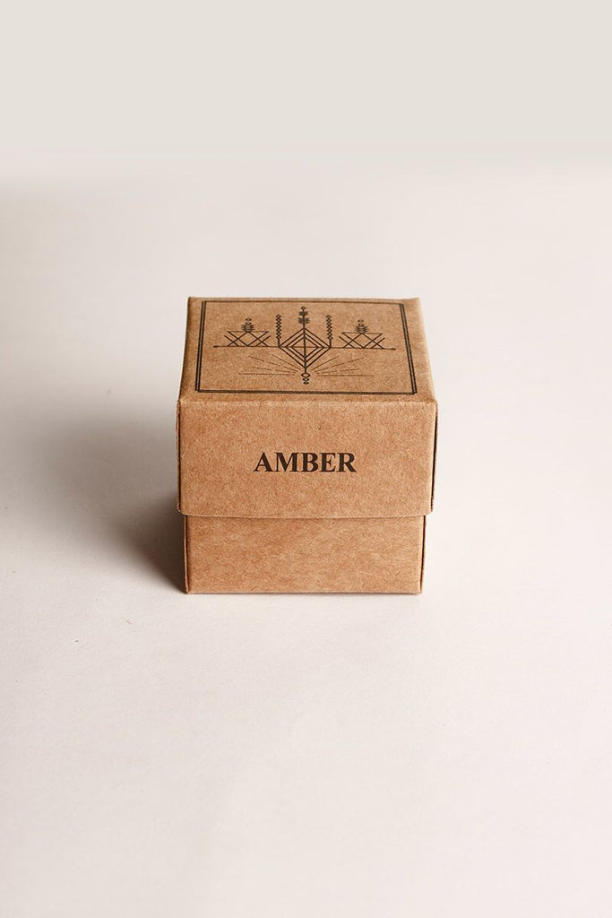 Wooden Amber Solid Perfume Balm