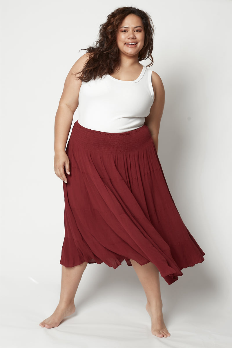 Dusty Skirt (Free Size)