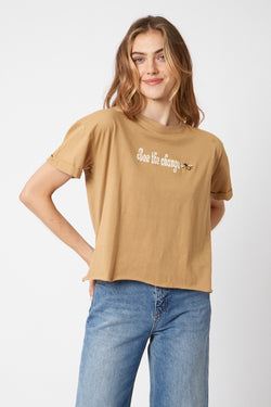 Bee The Change Tee