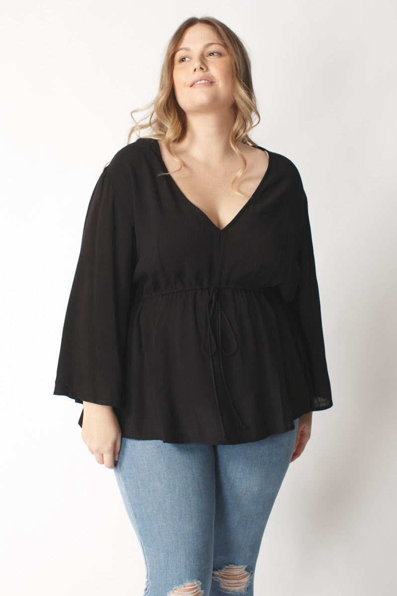 40's Top (Free Size)