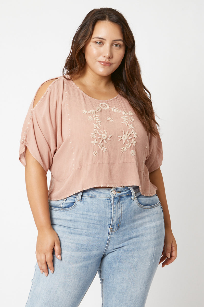 Carolina Top (Free Size)