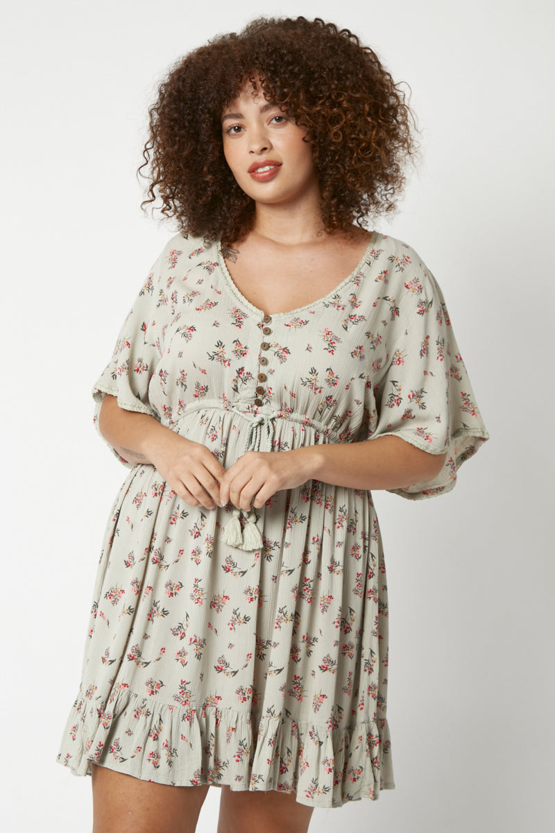 Zandu Dress (Free Size)