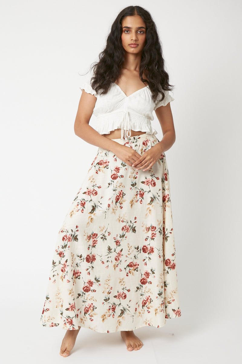 Tea Rose Skirt