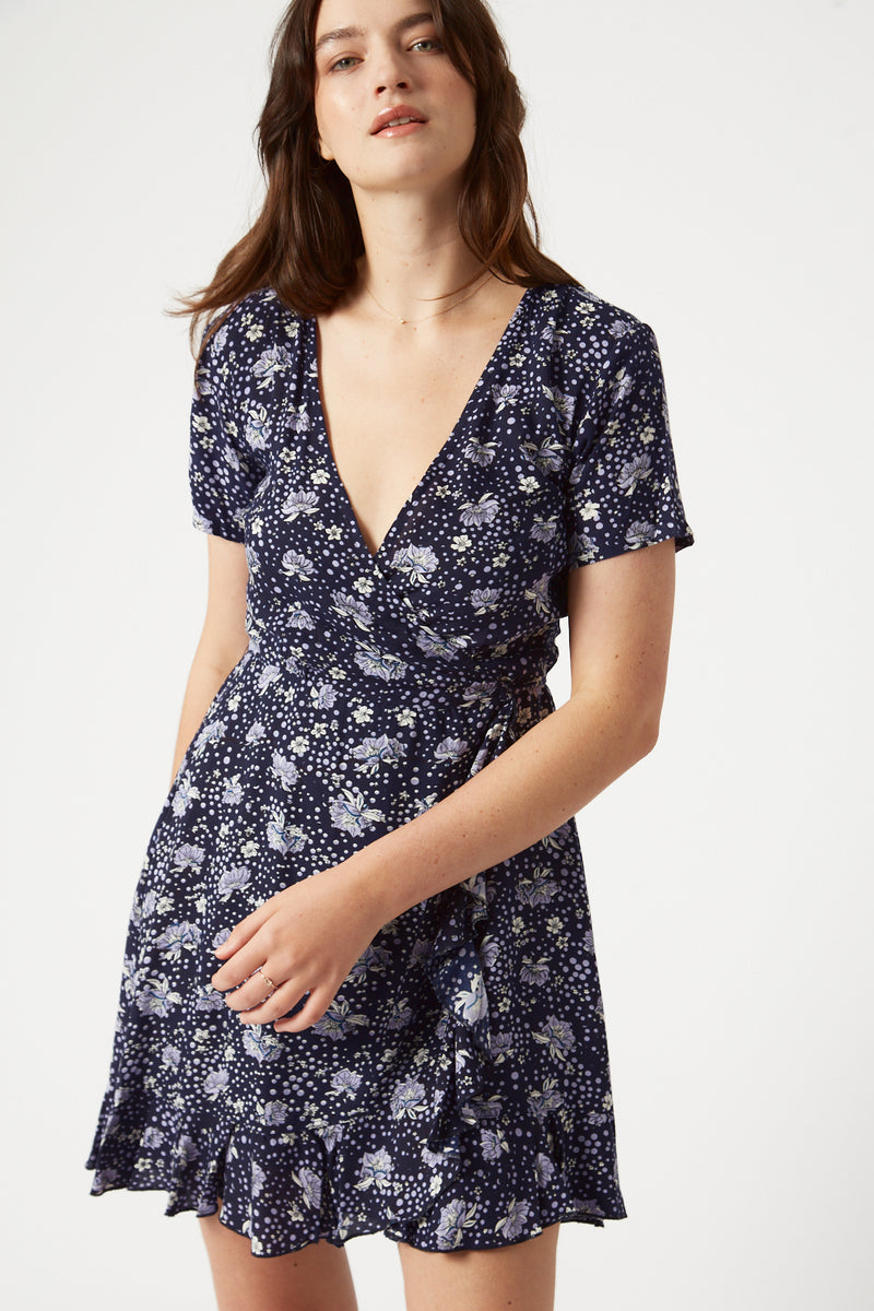 Ashoka Wrap Dress