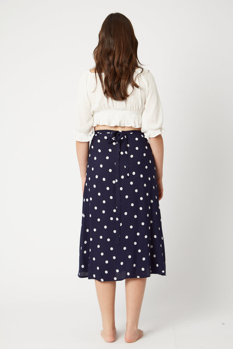 May Wrap Skirt