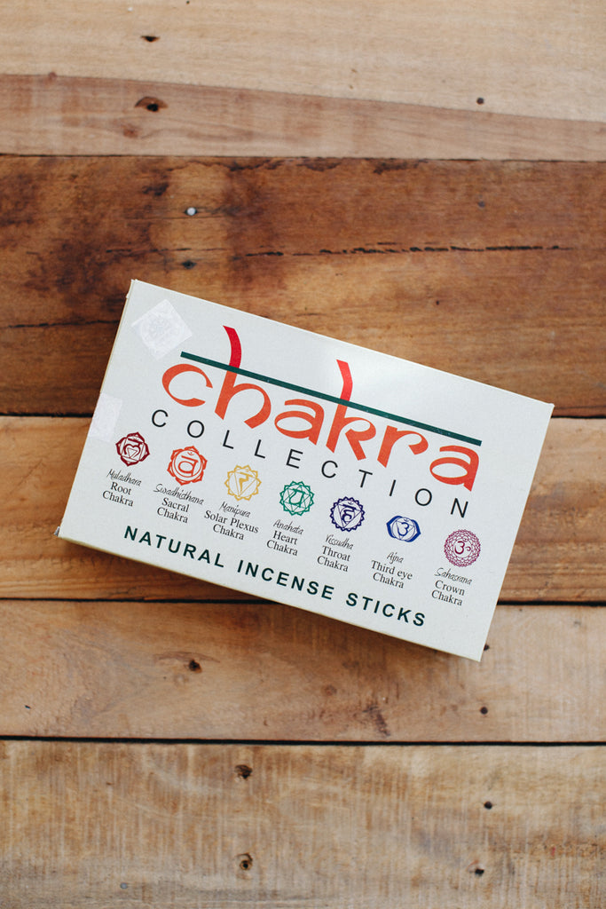 Chakra Collection Incense