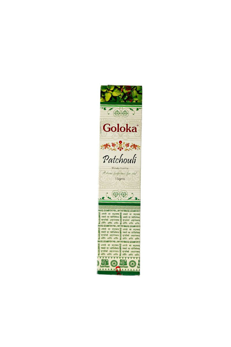 Patchouli Goloka Incense
