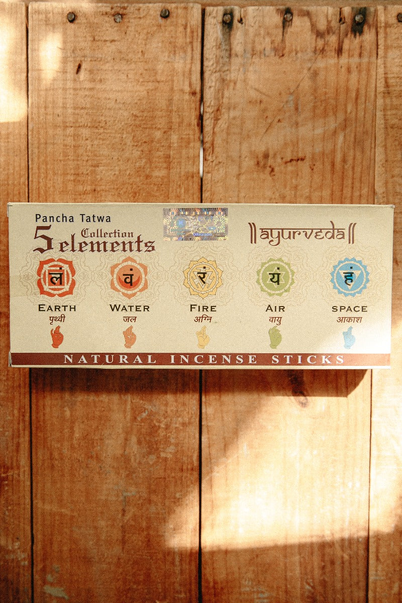 Chakra 5 Elements Incense