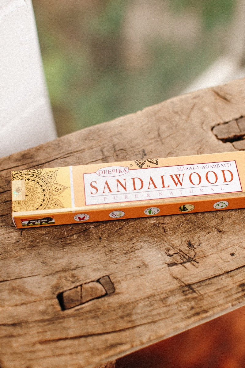 Deepika Sandal Wood Incense