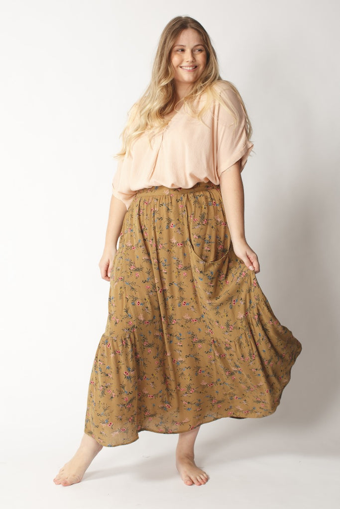 Autumn Skirt