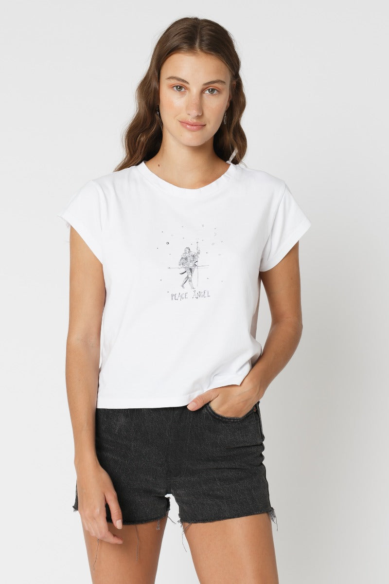Peace Angel Tee