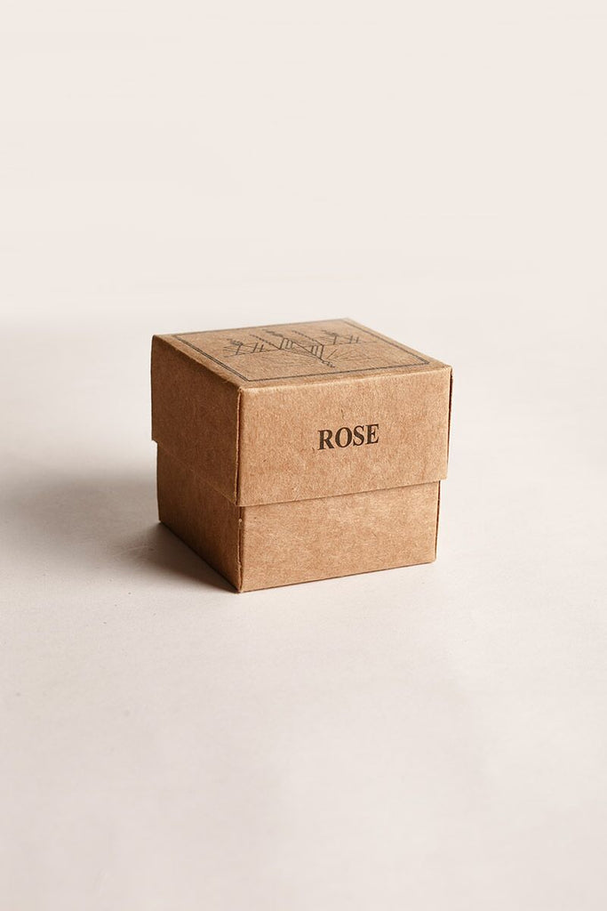 Wooden Rose Solid Perfume Balm