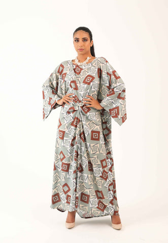 Geometry Walks Kaftan
