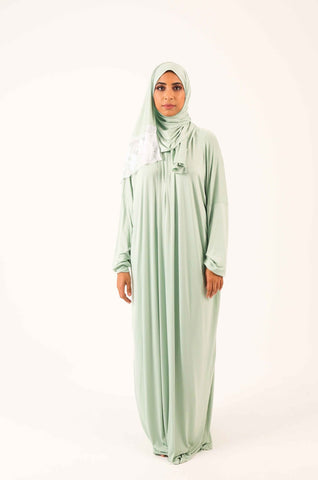 Prayer Onesie - Mint
