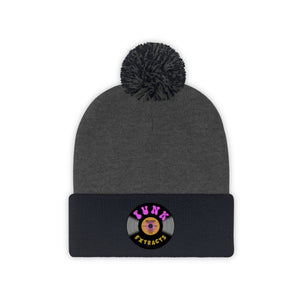 Funk Extracts Pom Pom Beanie