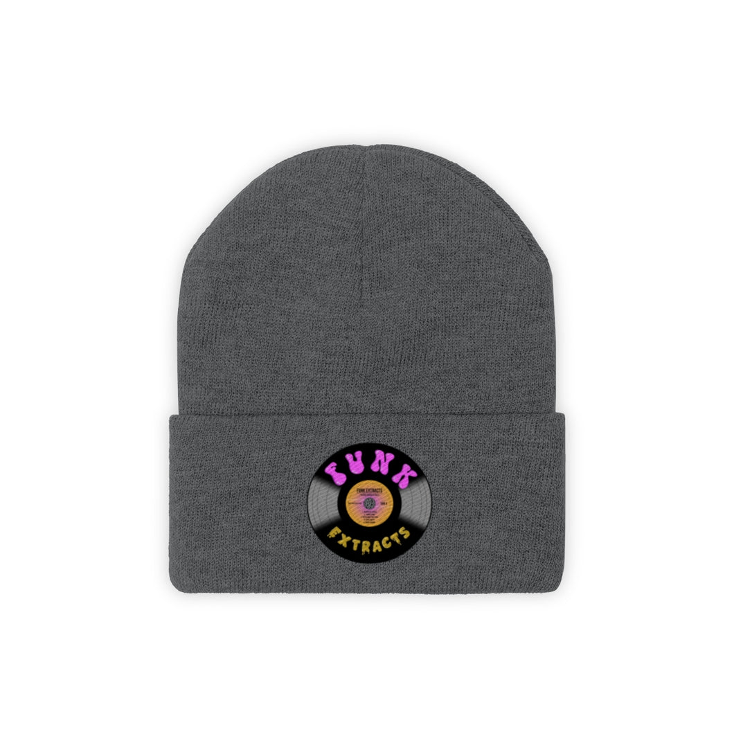Funk Extracts Knit Beanie