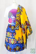Load image into Gallery viewer, Teshie A-Line Skirt 12