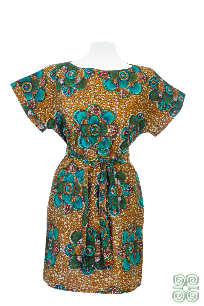 Jamestown Shift Dress