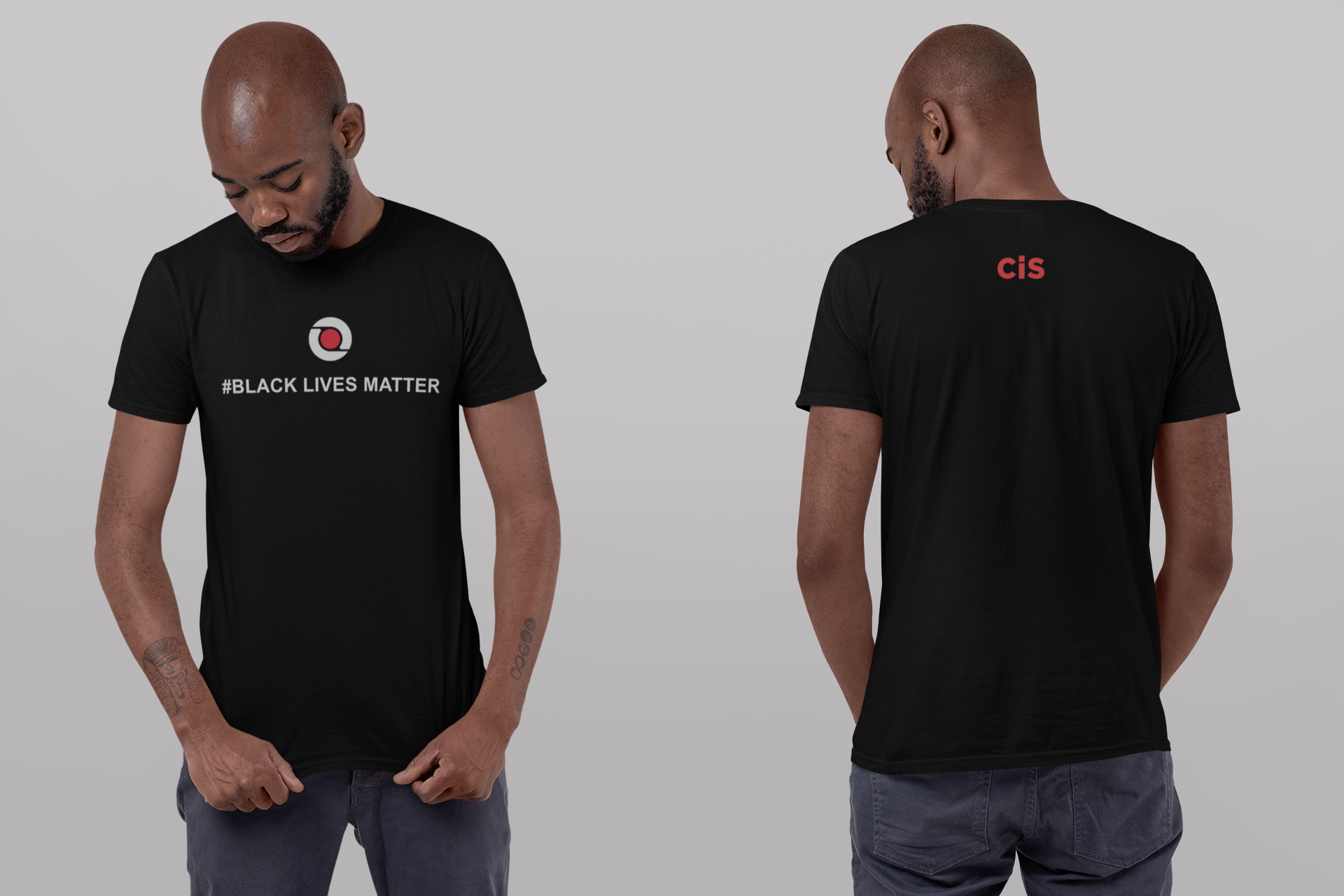 CIS #Black Lives Matter T Shirt
