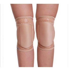 Natural Knee Pads with GRIP