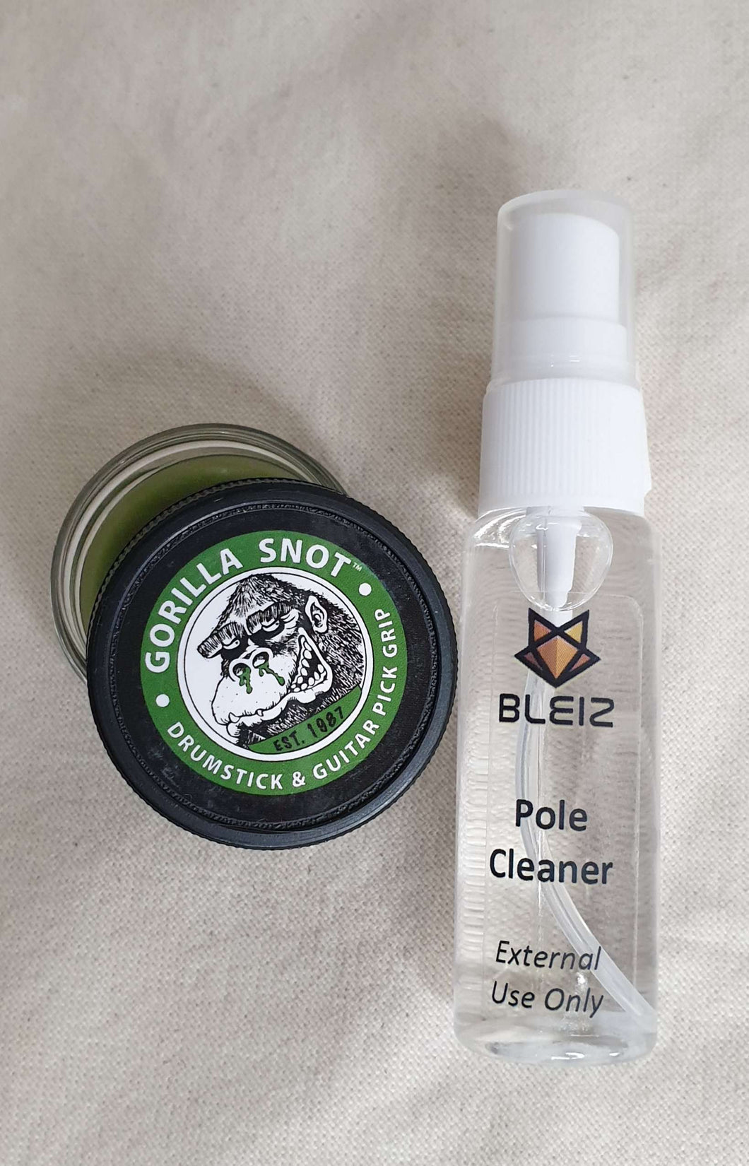 Gorilla Snot + Pole Cleaner Bundle