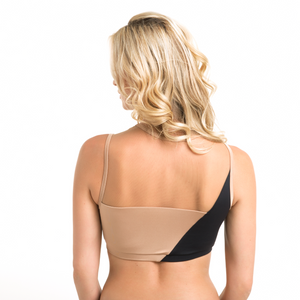 Movement Top - Black/Nude 01
