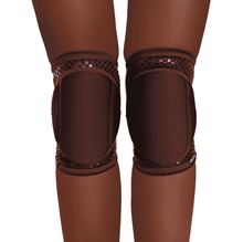 Load image into Gallery viewer, Cacao Knee Pads with GRIP